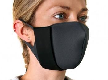 mascherina lavabile antivirus batteri polveri pollini taglia donna