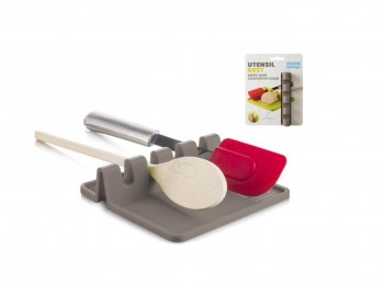poggia mestoli e cucchiai cucina in silicone