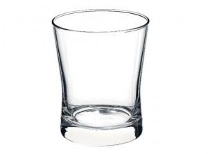 bicchiere tavola vetro aura bormioli acqua