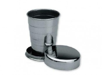 bicchierino liquore in acciaio inox chiudibile keen