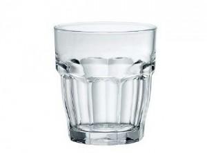 bicchiere vetro rock bar cl 27 bormioli