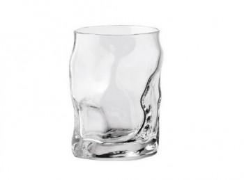 bicchiere vetro tavola succo frutta sorgente bormioli