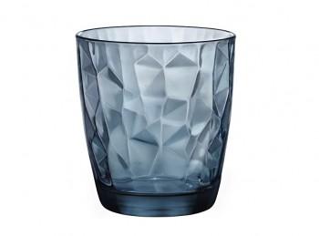 bicchiere diamond grigio bormioli rocco