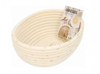 cestino lievitazione bamboo pagnotta ovale