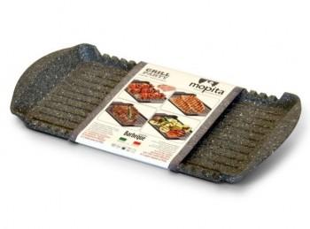 bistecchiera antiaderente cottura ferri spiedini carne