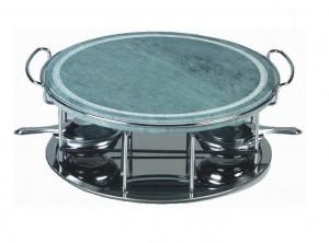 bistecchiera pietra grill da tavolo eva