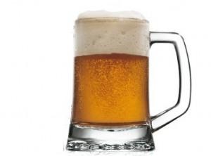 boccale caraffa birra vetro bormioli stern