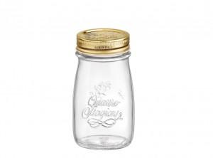 barattolo bottiglia conserve vetro quattro stagioni bormioli 200