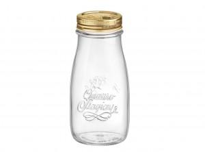 barattolo bottiglia conserve vetro quattro stagioni bormioli 400