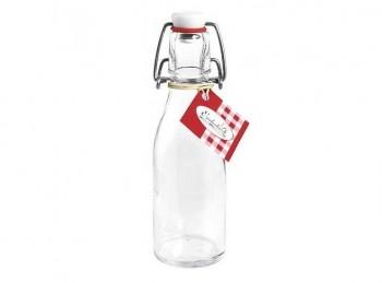 mini bottiglietta vetro con tappo chiusura ermetica succo