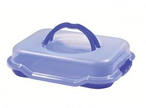 piatto vassoio con campana plastica trasporto