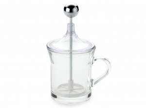 cappuccino creamer schiuma latte vetro microonde frabosk