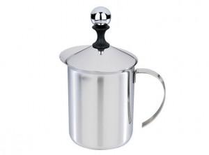 cappuccino creamer monta schiuma latte inox eva