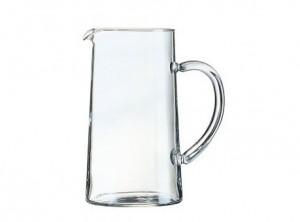 caraffa brocca vetro cilindrica luminarc