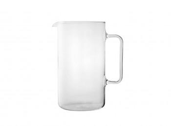 caraffa in vetro trasparente borosilicato home