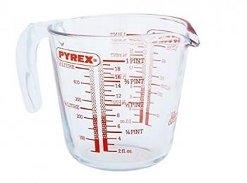 caraffa misura graduata per liquidi mezzo litro pyrex