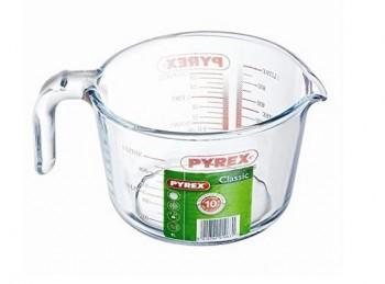 caraffa misura graduata per liquidi litro pyrex