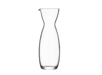 caraffa vino acqua vetro trasparente perfecta bormioli