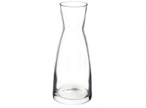 caraffa acqua vino vetro bormioli ypsilon