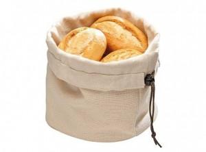 cestino pane cotone lavabile e riscaldabile