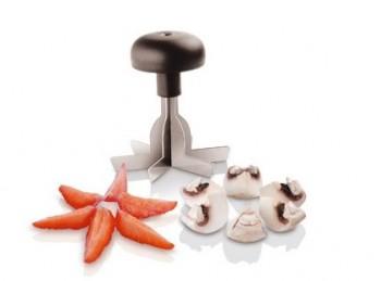 lama taglia frutta verdura spicchi paderno