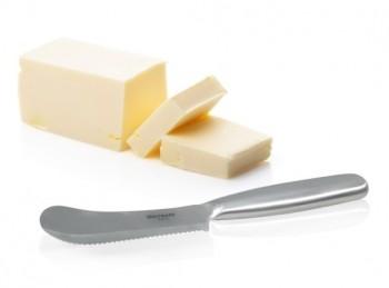 coltello colazione spalma burro lama seghetto westmark