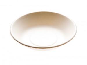 piatto ciotola fondo monouso biodegradabile compostabile ecozema