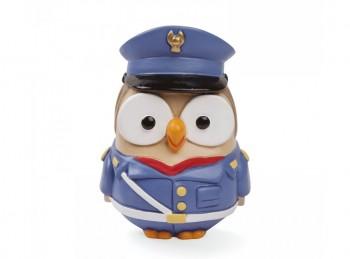 egan goofi statuina poliziotto