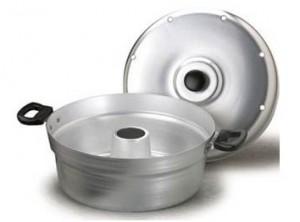 fornetto ciambella alluminio Agnelli