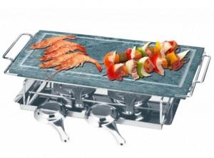 grill tavola pietra naturale eva