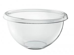 ciotola insalatiera plastica trasparente guzzini