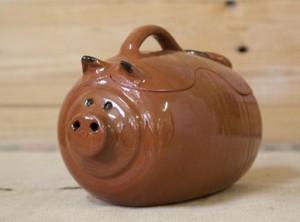 maialino cuoci arrosto forno ceramica