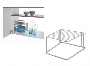 mensola ripiano per cucina metti in ordine metaltex