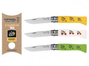 coltello tasca opinel edizione speciale limitata collezione tour de france