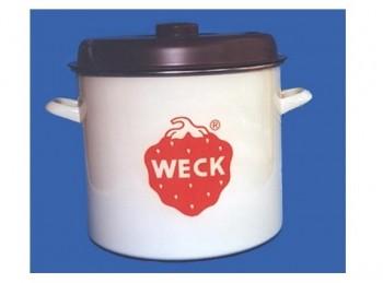 pentola smalto sterilizzatore barattoli vasi conserve sottovuoto