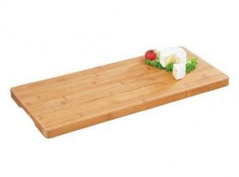 tagliere legno bamboo vassoio buffet kesper
