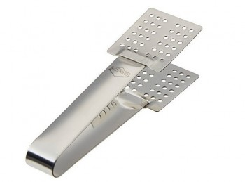 pinza molla spremi bustina infuso te acciaio