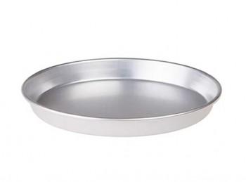 teglia maxi pizza alluminio rotonda 40