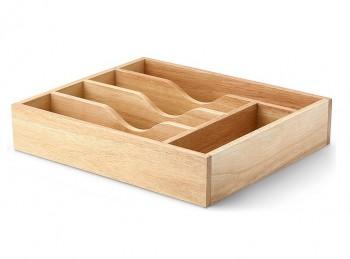 portaposate legno da cassetto continenta