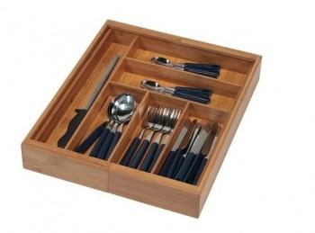 Portaposate in legno da cassetto 5 posti casalinghi shop - Porta posate da cassetto ...