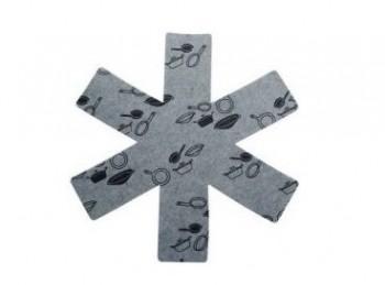 protezione per pentole e padelle set 3 pezzi