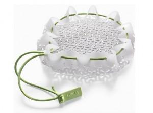 accessorio rete cottura scola tutto silicone lekue