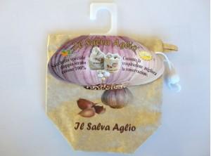 sacco porta salva aglio