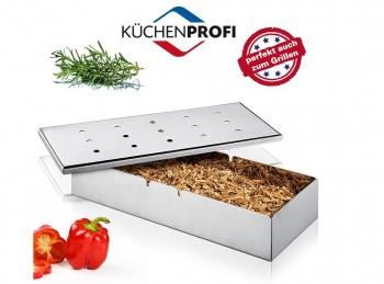 scatola affumicatrice per grigliate barbecue