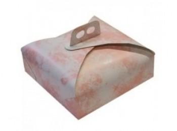 scatola box pasticceria porta torte in cartone decorato