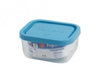 scatola mini contenitore frigo in vetro con coperchio frigoverre