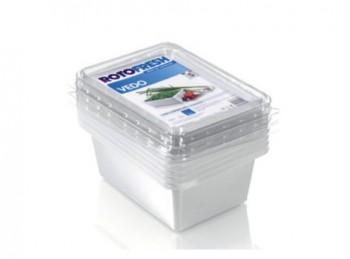 contenitore scatola frigo congelatore con coperchio rotochef