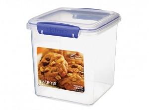 scatola biscottiera plastica sistema