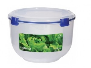 scatola frigo ermetica insalata macedonia sistema