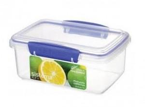 scatola box contenitore frigo ermetico sistema
